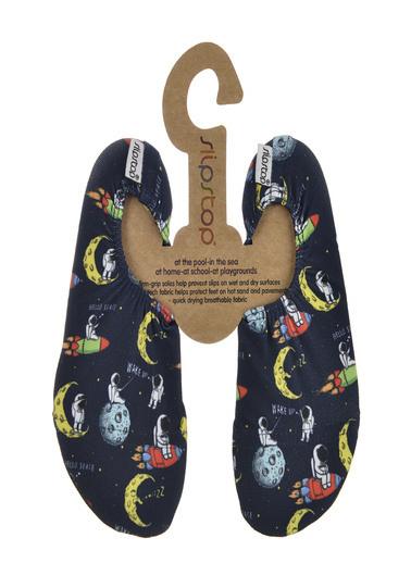 Slipstop Deniz Ayakkabısı Siyah